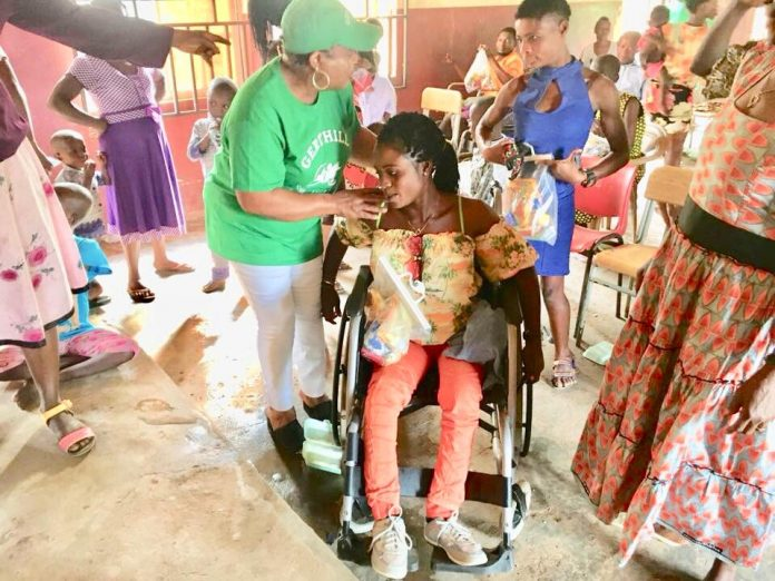 American Based NGO,Gerthill Foundation Fetes Less Privillaged In Orlu